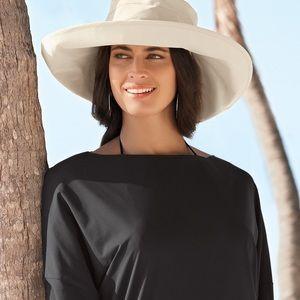 Solumbra SPF Rolled Brim Hat